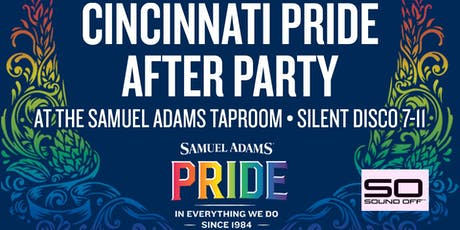 Pride After Party: Silent Disco with Sound Off Cincinnati tickets