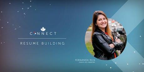 e-Visa Connect - Workshop: Resume building 101: saia na frente com um currículo bem elaborado. tickets