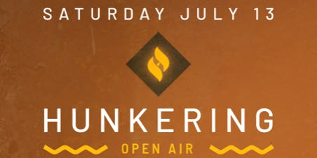 Hunkering Open Air