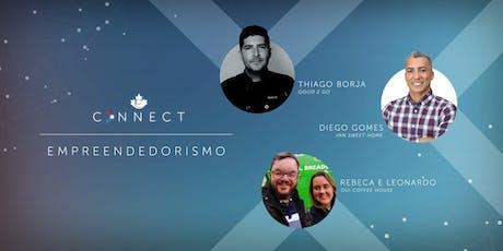 e-Visa Connect - Empreendedorismo: mesa redonda com brasileiros que viraram empresários em Vancouver. tickets