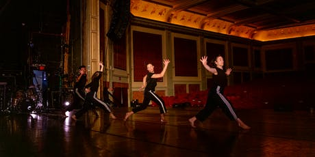 David Dorfman Dance Presents A(Way) Out of My Body Work-In-Progress Performance tickets