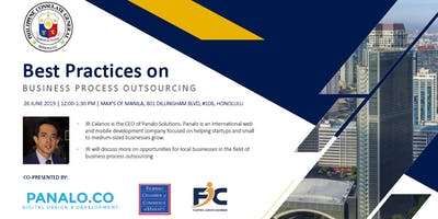 Best Practices on Business Process Outsourcing