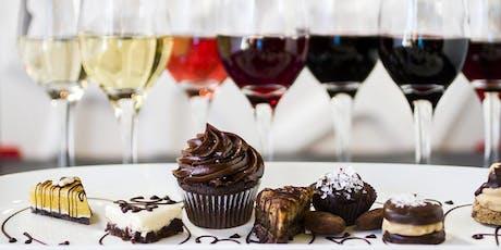 Dessert &  Dessert Wine Pairings tickets