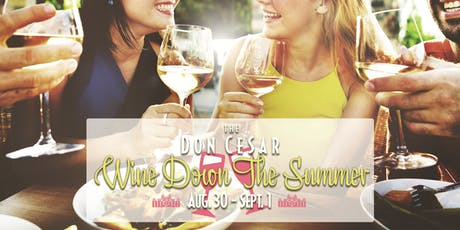 Wine Down The Summer 2019 tickets