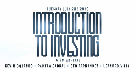 Intro to investing tickets