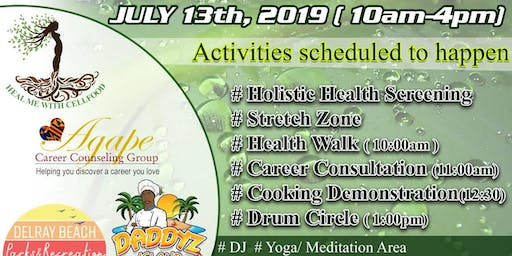 Heal With Me Health Fair