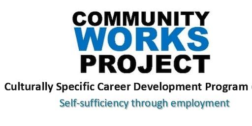 Culturally Specific Career Development (C.S.C.D) Celebration