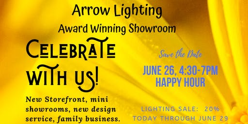 Arrow Lighting - Grand Re-Opening Celebration