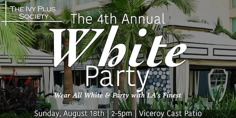 LA: 4th Annual White Party tickets