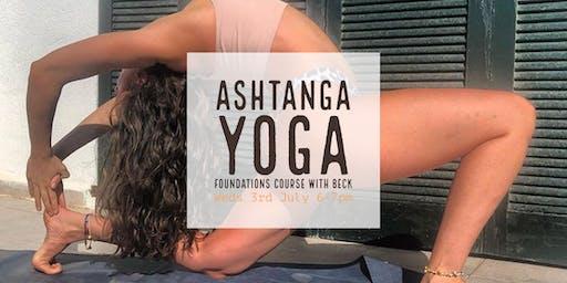 Ashtanga Yoga with Beck: Foundation Course