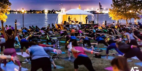 Morning Yoga with Pop Up Yoga Baltimore (Canton!) tickets