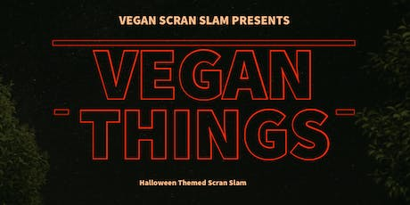 Meatless Monday's - VEGAN THINGS tickets