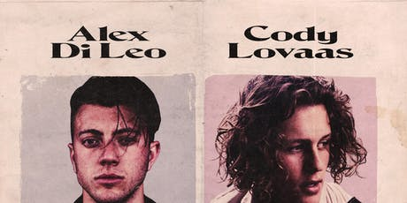 Alex Di Leo & Cody Lovaas with Dossey @ Mohawk (Indoor) tickets