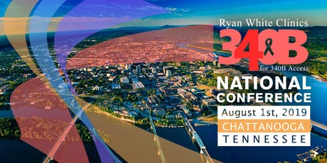 Ryan White 340B National Conference 2019 tickets