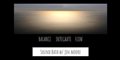 The Well Of Sound (Sound Bath) tickets