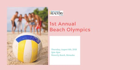 1st Annual Beach Olympics tickets