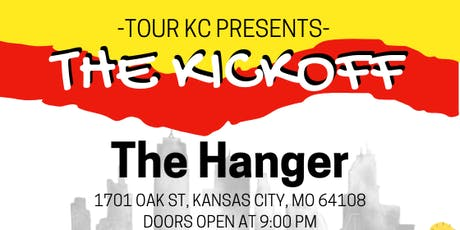 TOUR KC: THE KICKOFF tickets