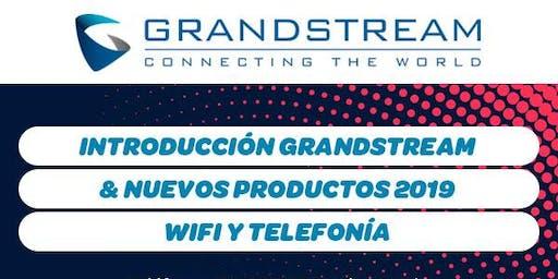 Desayuno de Trabajo con Grandstream Networks