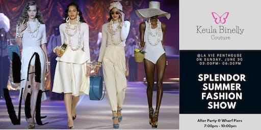 KBC Splendor Summer Fashion Show