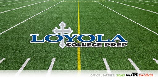Loyola vs Bossier Varsity Football