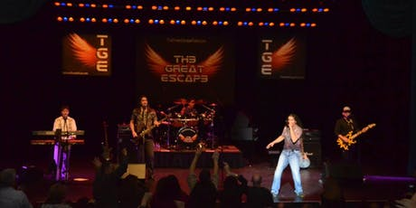 The Great Escape: A Tribute to Journey tickets