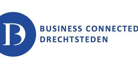 Business Connected Drechtsteden Ontbijt woensdag 26 juni a.s. tickets