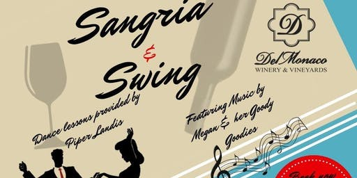 Sangria & Swing Dance Lessons and Dance