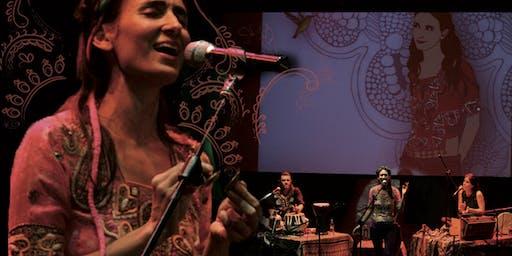 Carolina Chrem: Música Vocal de la India