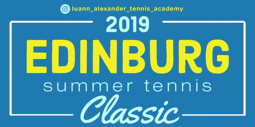 2019 Edinburg Summer Tennis Classic