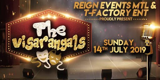 The Visarangals: Annual Tamil Comedy Show