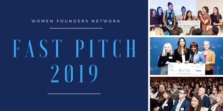 Women Founders Network 2019 Fast Pitch Event tickets