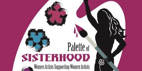 Palette of Sisterhood tickets