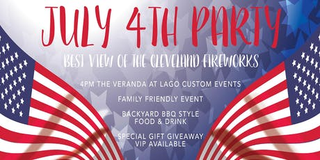 Lago July 4th Party! tickets