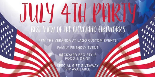 Lago July 4th Party!