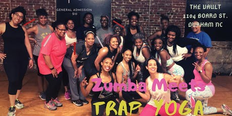 Zumba Meets Trap Yoga tickets