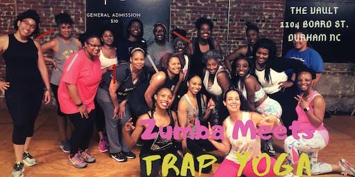 Zumba Meets Trap Yoga