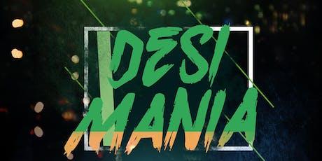 Desi Mania tickets