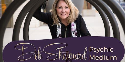 Monterey California An Evening of Spirit Messages with Spiritual Medium Deb Sheppard