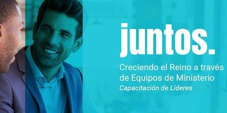 Conferencia Juntos Lompoc tickets