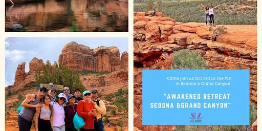 "Awakened in Paradise Retreat ""Sedona & Grand Canyon"""