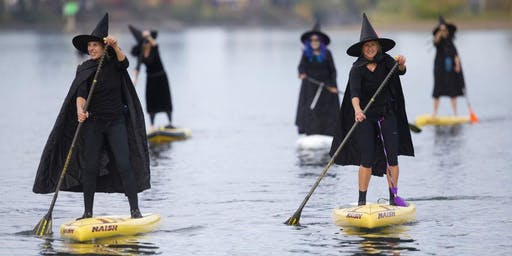 SORCERER SOCIAL Paddle | Paddleboarders & Kayakers