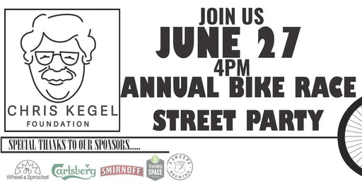 Three Lions Pub Bike Race/ Block Party