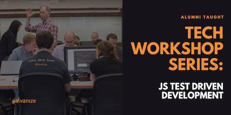 Test Driven Development Workshop tickets