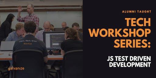 Test Driven Development Workshop
