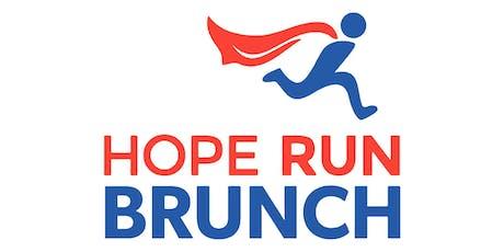 Hope Run Brunch tickets