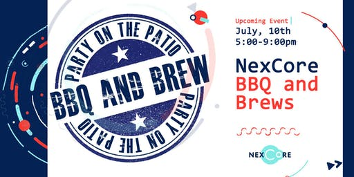 BBQ and Brews at NexCore