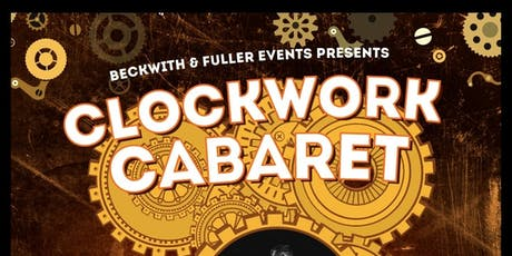 Clockwork Cabaret tickets