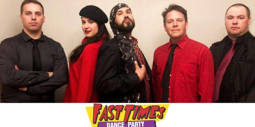 Fast Times FREE Family Friendly Concert at Village Green Park, Reno
