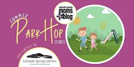 Colorado Springs Moms Blog Summer Park Hop Series {June 25th Event}
