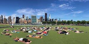 lululemon 66th & 3rd Summer of Yoga